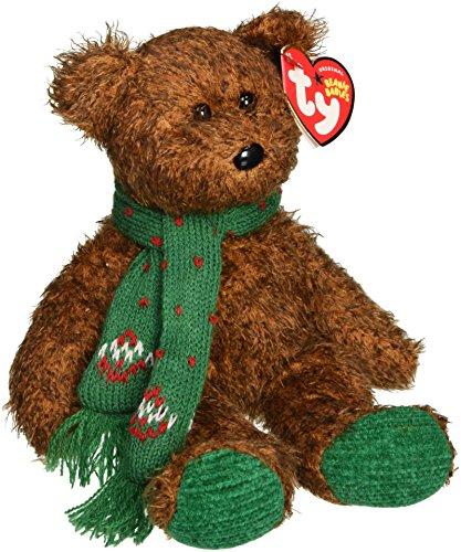 TY Beanie Baby - SEASON'S GREETINGS the Bear (Hallmark Gold Crown ()