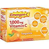 Emergen-C Packets, Tangerine, 30 Count Per Box (12 Pack)