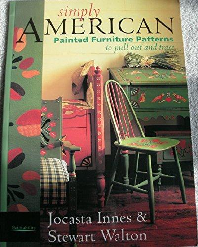 american painted furniture - 8