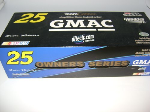 brian-vickers-124-die-cast-gmac-owners-series-1st-of-600
