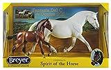 Breyer Traditional Fantasia Del C and Gozosa Horse Toy Model Set