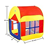 Pop Up Tent, Glamore Foldable Kids Play Tents Toys for Toddler Cottage Play House Beach Shelter Garden Grassland Tent