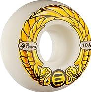 RollerBones Eulogy Inline Wheel Anti Rocker (47mm,101A, 4pk)
