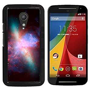 Stuss Case / Funda Carcasa protectora - Majesty And Space - Motorola G 2ND GEN II
