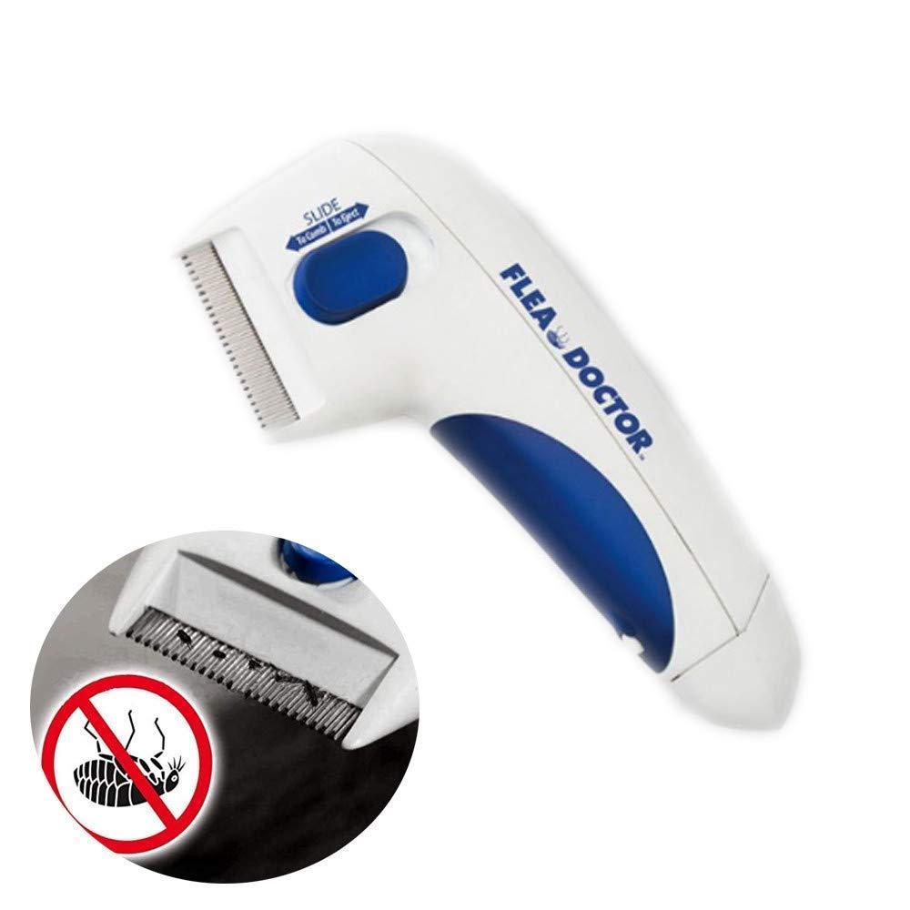 NeoPaw Flea Doctor Electronic Flea Comb for Dogs & Cats As Seen On TV by NeoPaw (Image #4)