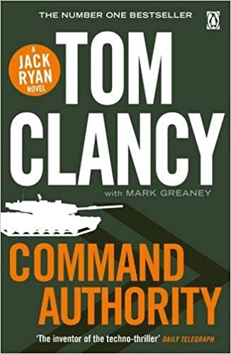 Command Authority: Clancy Tom Telep Peter: 9780718179212 ...