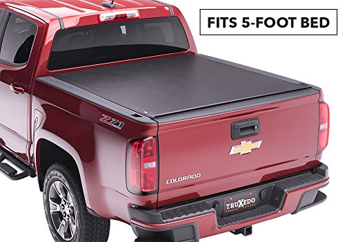 Truxedo Lo Pro Roll-up Truck Bed Cover 539801 04-12 GM Colorado/Canyon 5' Bed, 06-08 Isuzu Crew Cab 5' Bed -
