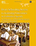 From Schooling Access to Learning Outcomes: An Unfinished Agenda : An Evaluation of World Bank Support to Primary Education, Nielsen, H. Dean, 0821367927