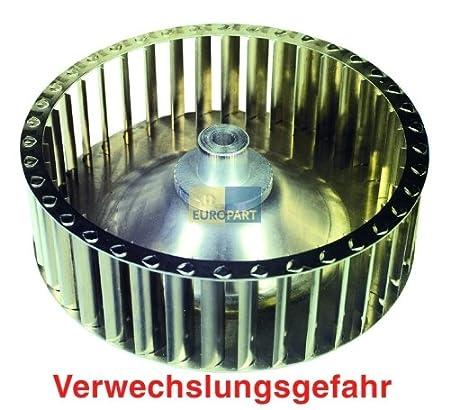 00080961. BSH-Gruppe//Bosch//Siemens. Lüfterrad Metall