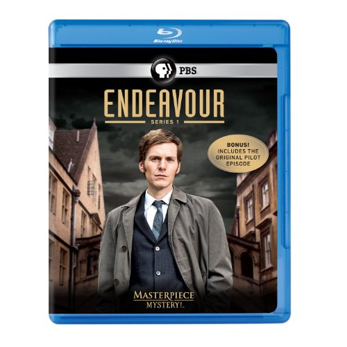 Masterpiece Mystery: Endeavour Series 1 [Blu-ray]