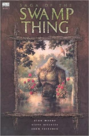 Amazon Swamp Thing Vol 1 Saga Of The Swamp Thing