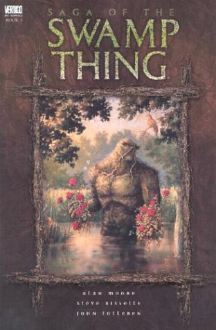 Swamp Thing VOL 01: Saga Of The Swamp Thing