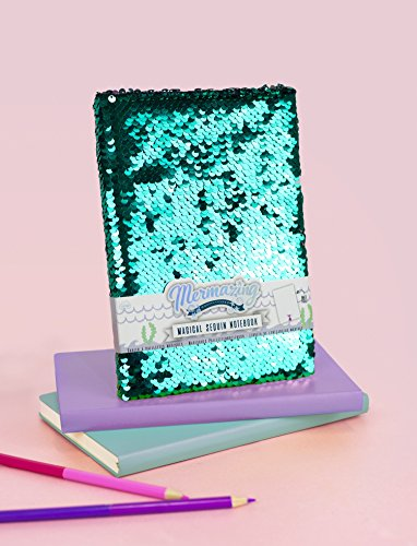 NPW-USA Mermaid Scaly Notebook (NPW61420)