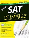 New Sat for Dummies, with Online Practice Tests