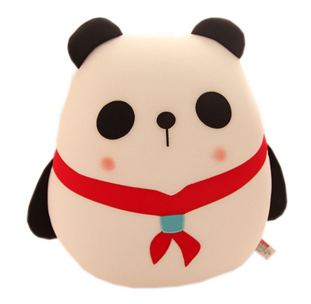 Super Adorable Animal Allegiance Microbead Pillow Kids Cuddly Toy Panda