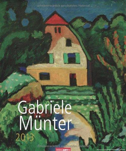 Gabriele Münter 2013