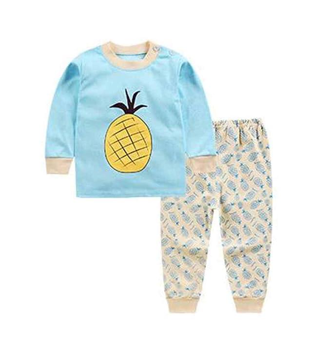 huateng Pijama Recién Nacido para Niño Y Niña Pijama: Amazon.es ...