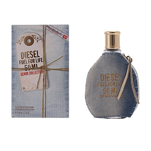 Diesel Fuel for Life Denim Collection Eau De Toilette Spray for Women, 1.7 - Diesel Collection