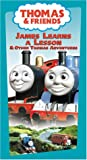 Thomas the Tank Engine - James Learns a Lesson [VHS]