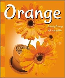 Orange: Seeing Orange All Around Us (A+ Books)
