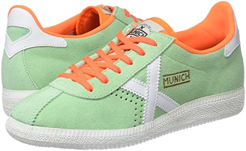 Munich Adulto Zapatillas Multicolor 013 verde Unisex naranja Barru atqwrTga