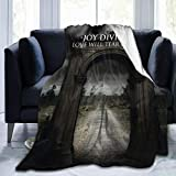 Robert M Smith Joy Division Super Soft Luxury Comfortable Warm Fluffy Plush Blanket for Bed Sofa Chair Autumn and Winter Spring Living Room (50' X 40') (60' X 50')
