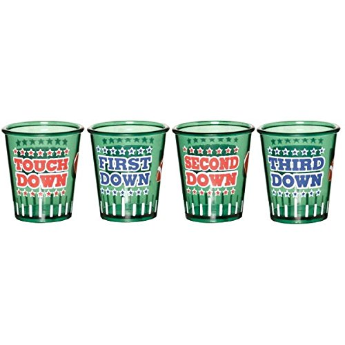 Ball Shot Glass - 7