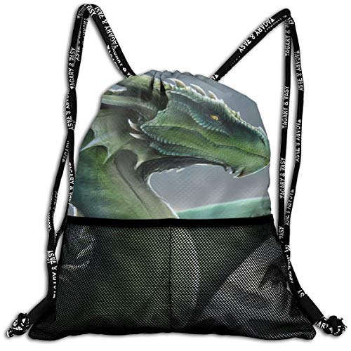 Sport School Swim Beam Bag Green Dragon Beam