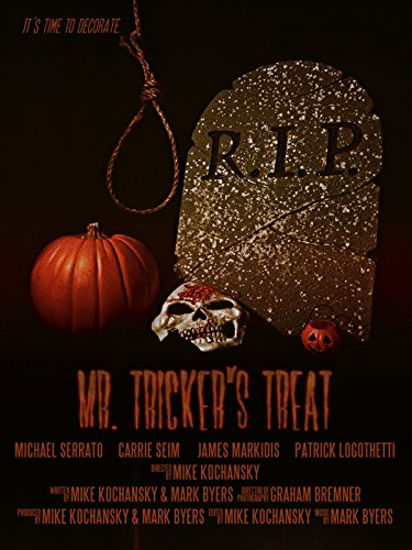 Mr. Tricker's Treat -