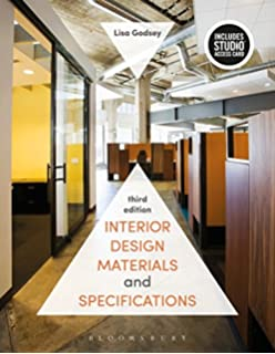 Interior Design Materials And Specifications Bundle Book Studio Access Card