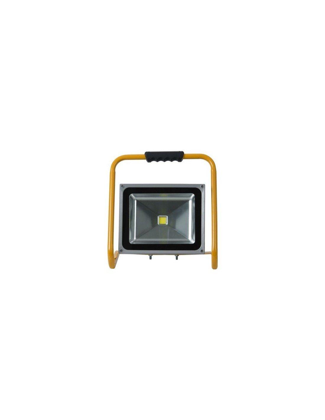 Proyector de obra portátil a LED 50 W cable ho7rnf 5 ml: Amazon.es ...
