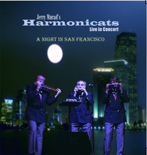 The Harmonicats Live In Concert by Nekko Records