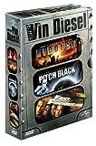Coffret Vin Diesel 3 DVD : Les Chroniques de Riddick / Pitch Black / Fast And Furious