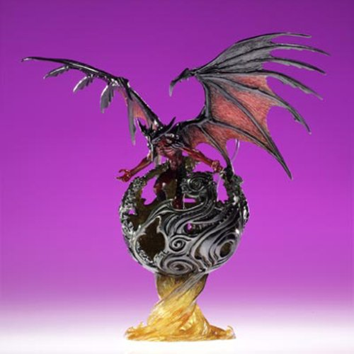 Final Fantasy Master Creatures 2  Diabolos from Final Fantasy VIII