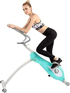 HHH Ciclismo de Interior Bicicleta Movible y Plegable Cuerpo ...