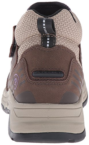 Chocolate Women's Hiking Zip Brown Maxtrak Shoe Ariat Ul 6FwzWH