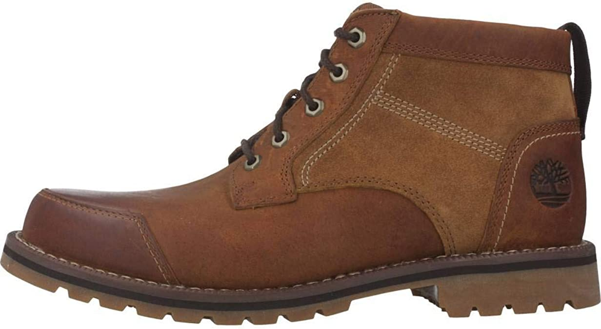 Conquistador Estadístico preferible  Timberland Ek Larchmont Ftm, Men's Chukka Boots: Amazon.co.uk: Shoes & Bags