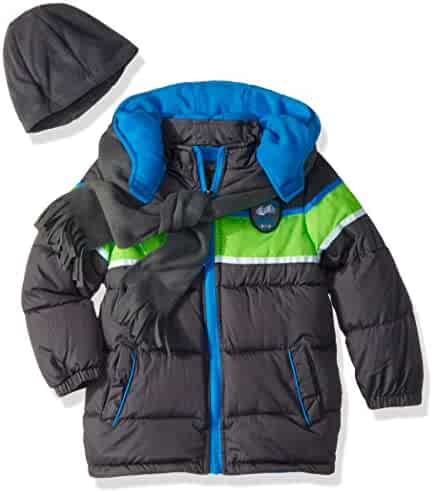 iXtreme Boys' Colorblock Gwp Puffer