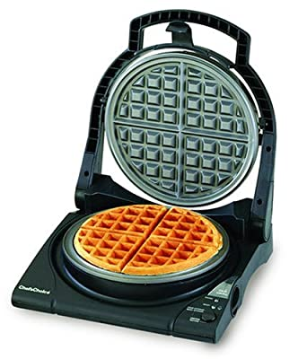 Chef's Choice 840B WafflePro Express Waffle Maker, Classic Belgian
