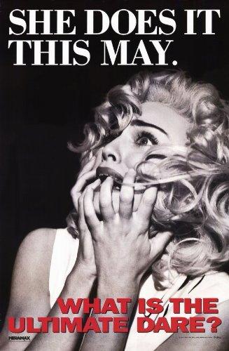 Amazon.com: Madonna Verdad o Dare Póster de la película (11 ...
