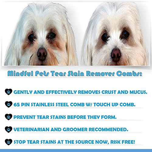 Tear-Stain-Remover-Combs-For-Dogs-Gently-and-Effectively-Removes-Crust-Mucus-and-Stains
