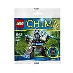 LEGO Legends of Chima: Gorzan's Walker Set 30262 (Insaccato) LEGO