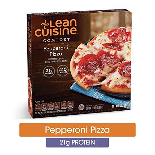 LEAN CUISINE COMFORT Pepperoni Pizza 6 oz. Box | Delicious Frozen Meals