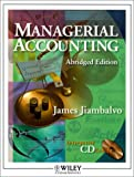 Managerial Accounting, Jiambalvo, James, 0471220469