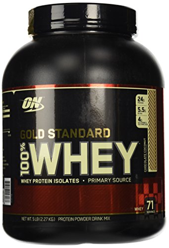 Optimum Nutrition Standard Chocolate Coconut