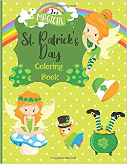 Free, Printable St. Patrick's Day Coloring Pages for Kids ... | 335x260