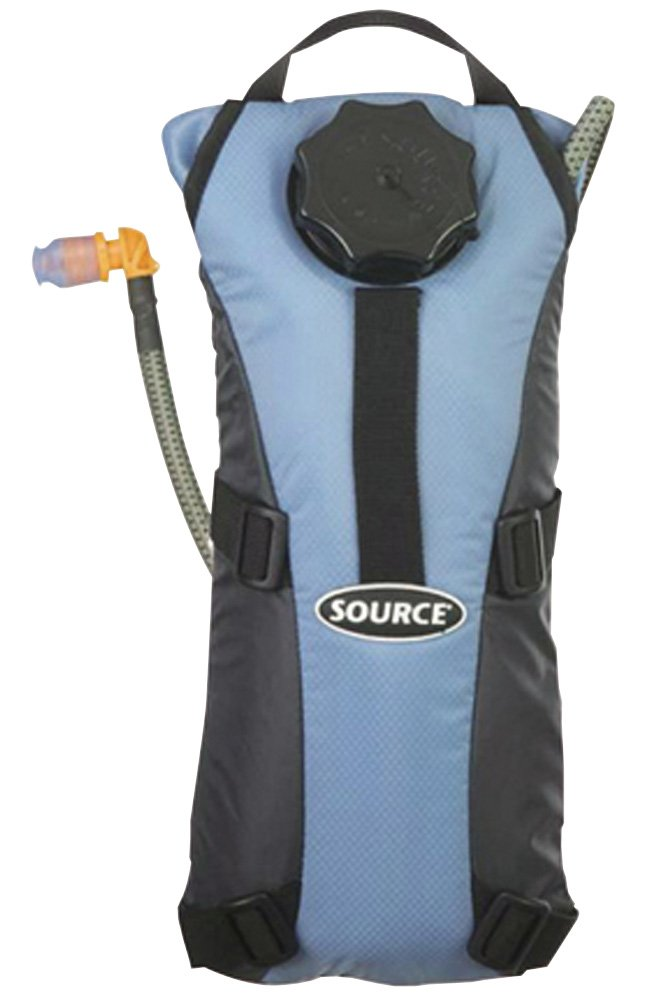 SOURCE WRAPTANK HYDRATION SYSTEM Blau/grau (3L)