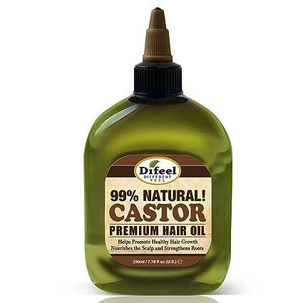 difeel Premium pelo natural – Aceite de ricino 235 ml