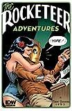 Rocketeer Adventures #4 Dave Stevens Cover