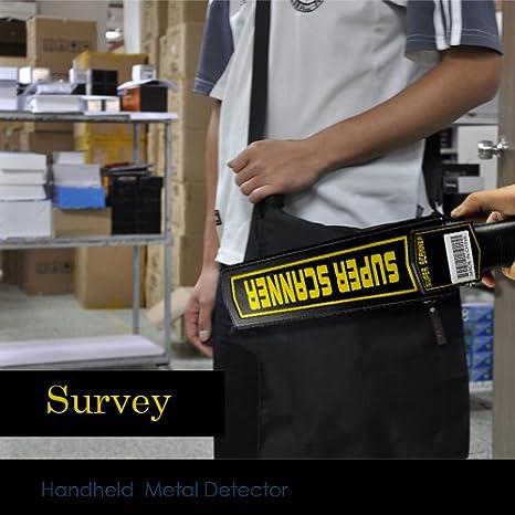 High-Tech Place – Detector de Metales – Ajuste Extra aferente: Amazon.es: Electrónica